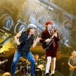 Angus Young of AC/DC Forced to Wear Long Trousers With Closure of Rawcliffes