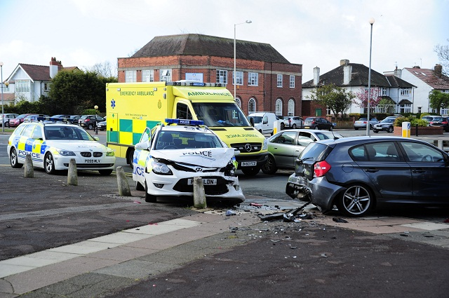 Traffic Policer Crash - 0425