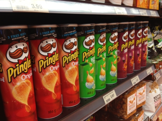 Man buys full price Pringles | The Southport Times